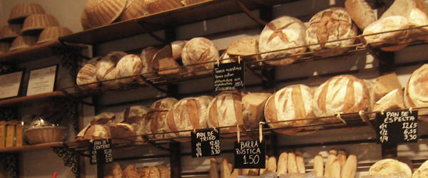 MADRID COOL BLOG LE pAIN QUOTIDIEN panaderia bakery