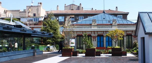 La casa encendida centro cultural en lavapi s for Casa de granada terraza madrid
