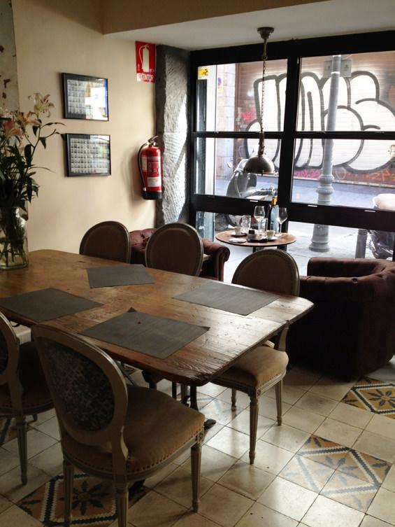 LE PATRON bistro triball malasaña restaurantes cool bares menú del día