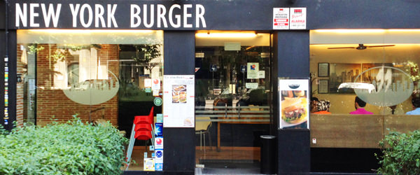 MADRID COOL BLOG new york burger fachada cuzco recoletos la mejor hamburguesa de madrid