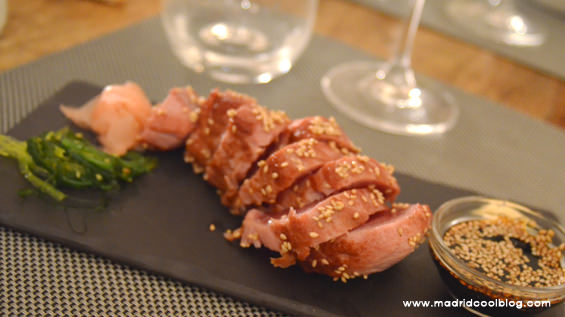 MADRID COOL BLOG_LE PATRÓN_BISTRÓ DE TAPAS_TRIBALL_MADRID_TATAKI DE ATÚN