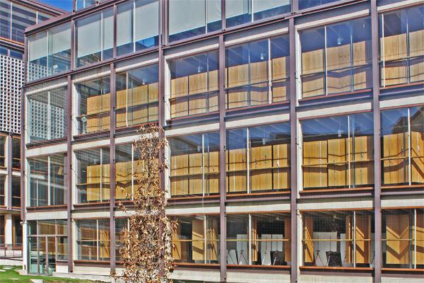 LA SEDE colegio oficial de arquitectos de madrid