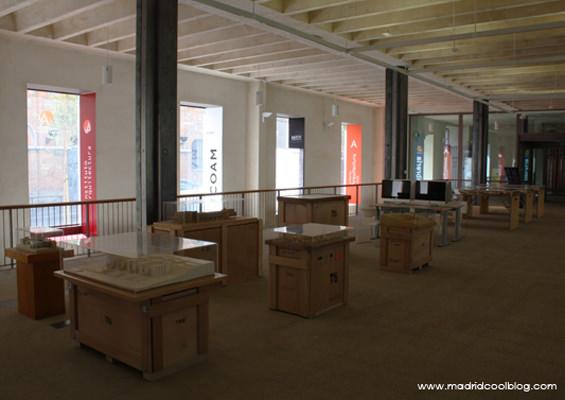 MADRID COOL BLOG LASEDE COAM SALA EXPOSICIONES