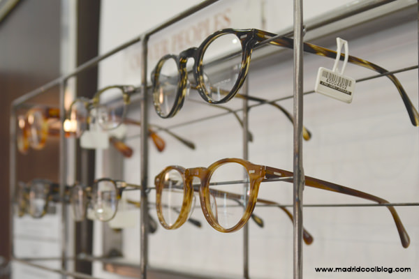 MADRID COOL BLOG_LA GAFERÍA_ÓPTICA BOUTIQUE_oliver peoples