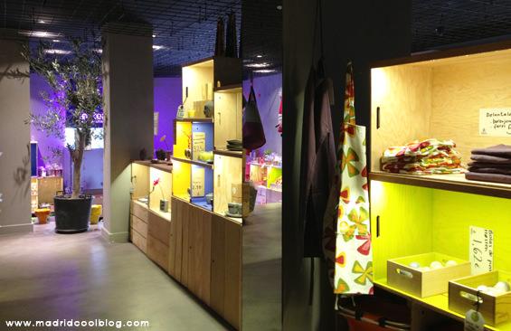 HOSTEN MADRID COOL BLOG interior objetos diseño regalos maceteros lana menaje adornos decoracion barrio salamanca goya