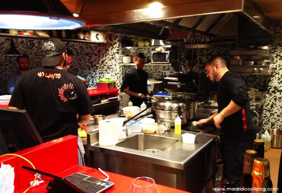 STREETXO madrid cool blog cocineros diverxo gourmet experience el corte inglés callao vistas a la gran vía