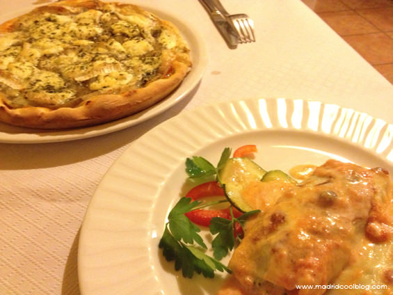 vegaviana, chueca, restaurante vegetariano, madrid