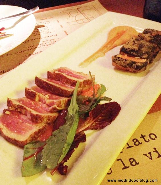 Madrid Cool Blog restaurante juan y juan barato buena comida chueca gran vía