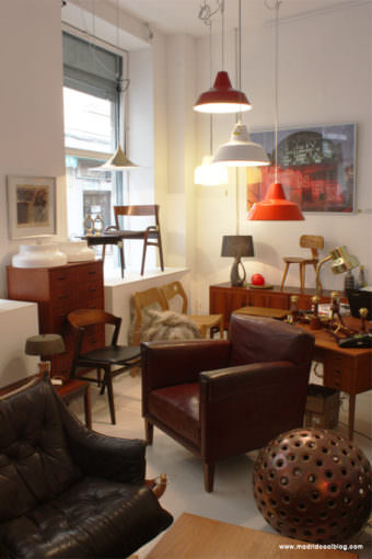 Reno tienda muebles by madrid cool blog general madrid - Muebles anos 50 madrid ...