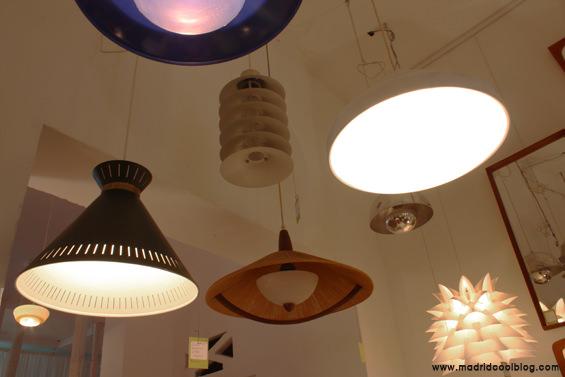 Reno Spain. Tienda de muebles en el Rastro by madridcoolblog.com