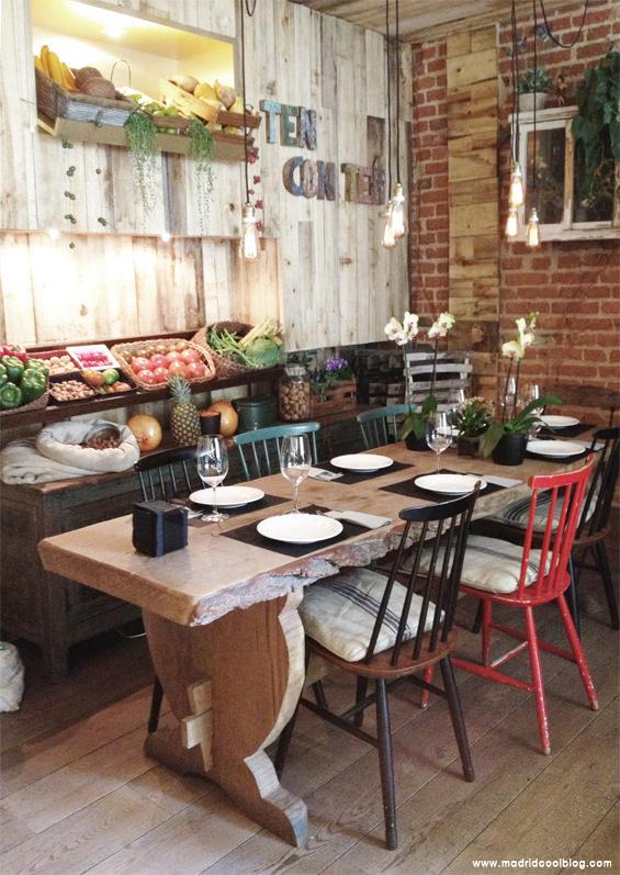Ten con ten alta cocina en el barrio de salamanca for Restaurante lamucca calle prado madrid