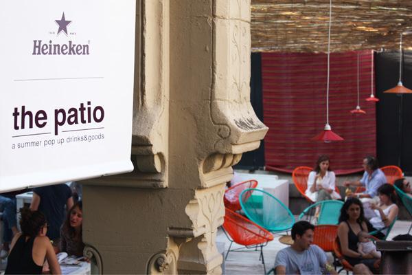 THE PATIO madrid cool blog terraza summer pop up, terrazas