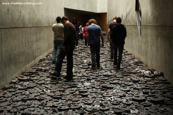 Museo judío del arquitecto Daniel Libeskind. Foto de www.madridcoolblog.com