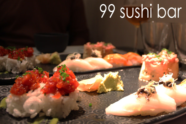 99 SUSHI BAR PONZANO MADRID COOL BLOG