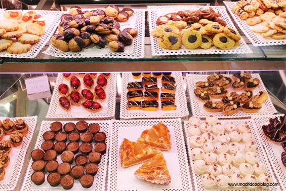 Dulces de La Croissanterie. Foto de www.madridcoolblog.com