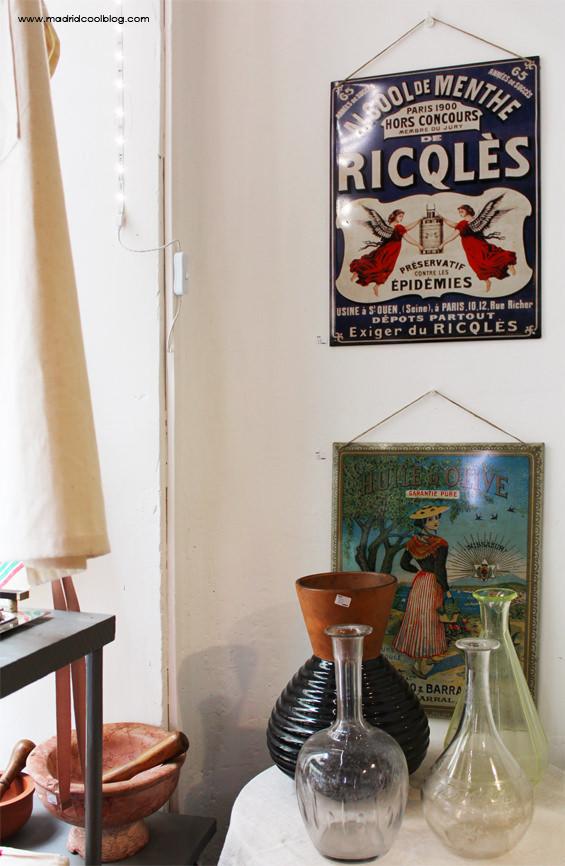 Masphere objetos de decoraci n vintage asequibles - Objetos decoracion vintage ...