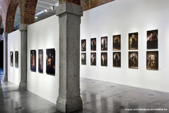Sala de Exposiciones. Foto de www.condeduquemadrid.com
