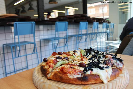 pizza, picsa, calabres, chamberí, madrid