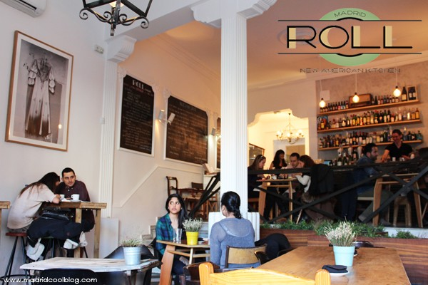 Roll Madrid. Brunch americano en Conde Duque.