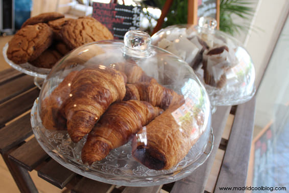 madrid cool blog, sonys, moncloa, fast, good, cookie, muffin, croissant, cruasán