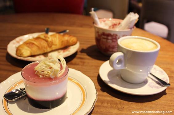 madrid, cool, blog, café, oita, gran vía, pomme sucre, merienda