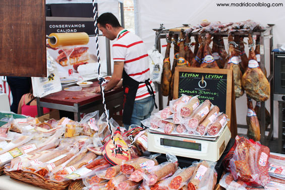 madrid, cool, blog, mercado, productores, legazpi, matadero, chorizo,