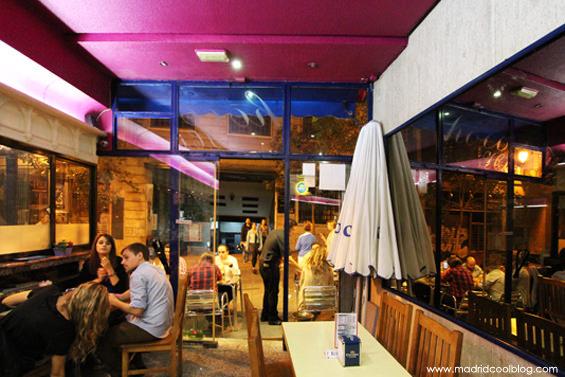 madrid, cool, blog, taquería, mi ciudad, tacos, guacamole, carnitas, mole, ópera, interior