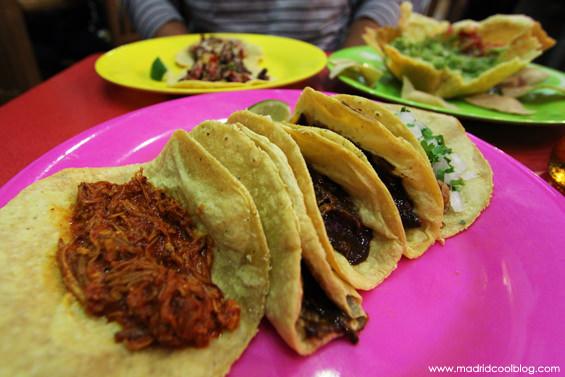 madrid, cool, blog, taquería, mi ciudad, tacos, guacamole, carnitas, mole, ópera,