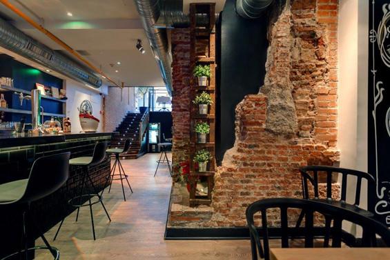 madrid, cool, blog, petit comité, gran vía, restaurante francés, celia de coca