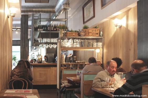 madrid, cool, blog, la imperial de raimundo, la imperial, raimundo, restaurante, castellana, comedor
