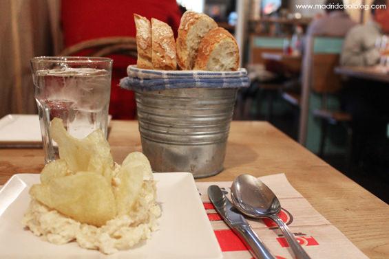 madrid, cool, blog, la imperial de raimundo, la imperial, raimundo, restaurante, castellana, ensaladilla
