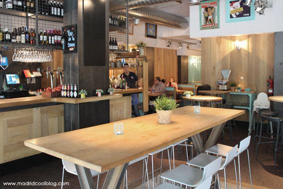 madrid, cool, blog, la imperial de raimundo, la imperial, raimundo, restaurante, castellana, entrada