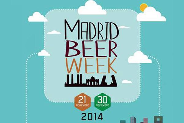 Madrid Beer Week. Eventos, talleres y actividades sobre el mundo de la cerveza.