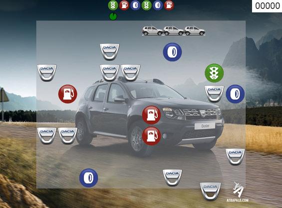 Juega y gana un fin de semana en la nieve y un coche Dacia para los desplazamientos.