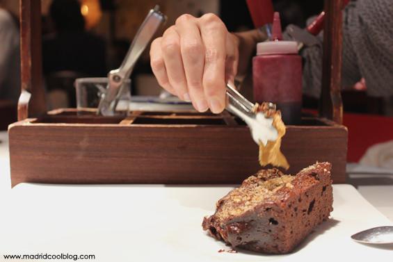 madrid, cool, blog, restaurante, la gabinoteca, chamberí, castellana, postre, juan palomo