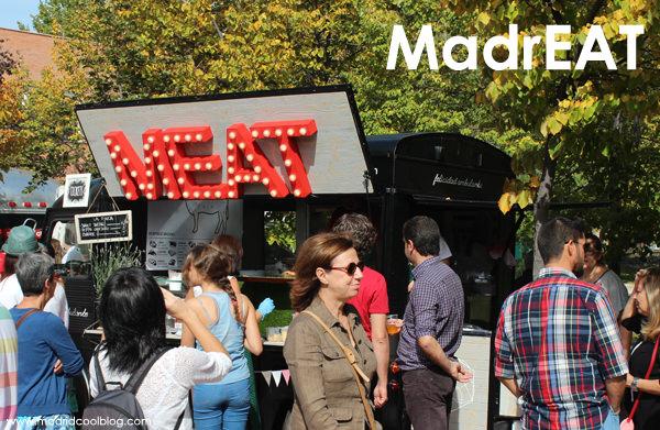 MadrEat Market, el Street Food Market de Madrid.
