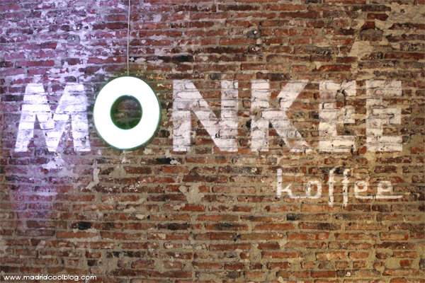 Monkee Koffee. Pasión por el café en Chamberí.