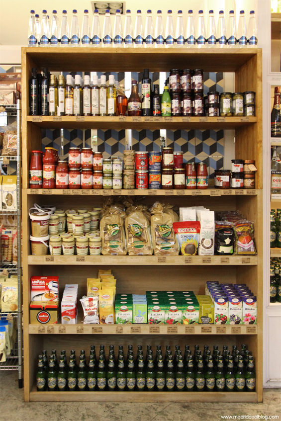 madrid, cool, blog, greek, shop, malasaña, delicatessen, gourmet, conservas