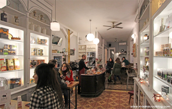 madrid, cool, blog, juanse, kafe, malasaña, interior