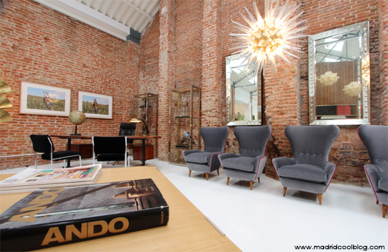 MADRID COOL BLOG L.A. Studio BARRIO SALAMANCA despacho estilo