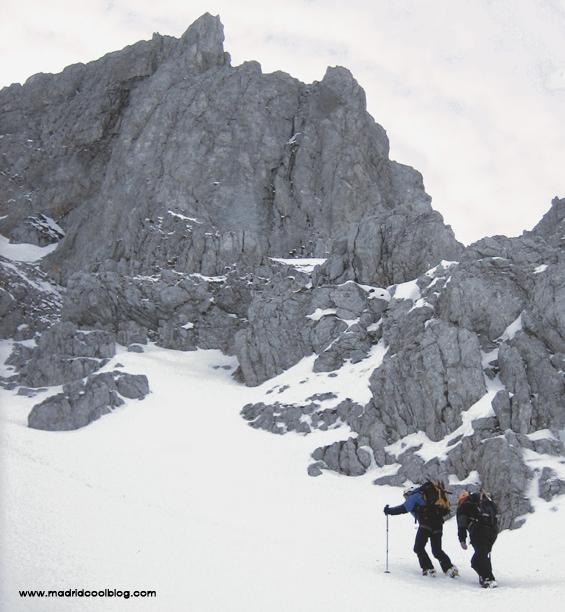 MADRID COOL BLOG escapada de invierno DEPORTES DE NIEVE corredores