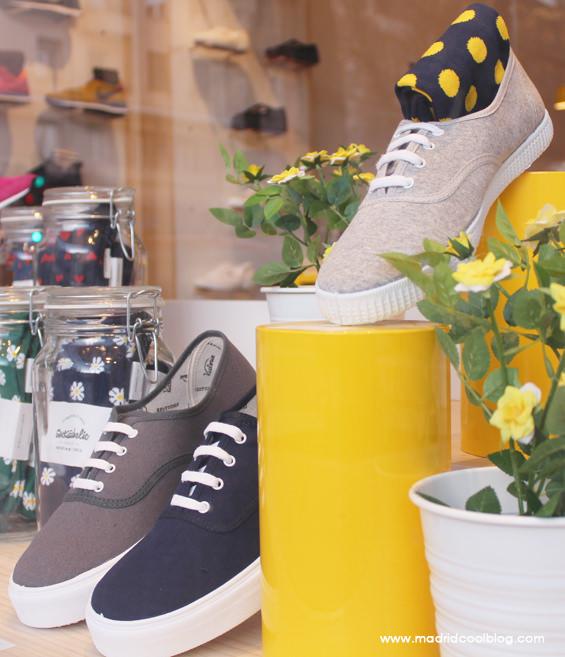 Amor Shoes. Zapatería con estilo en Chamberíl.