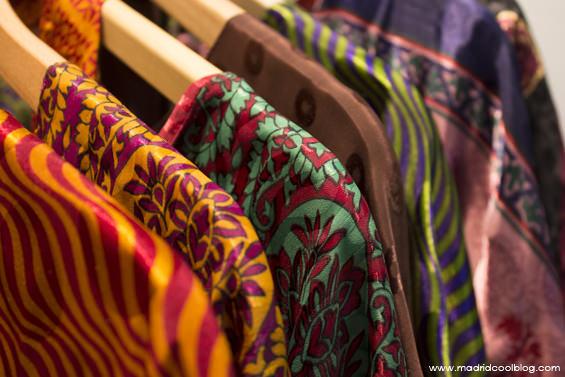 K by K. Bazar de lujo asequible en Fuencarral.