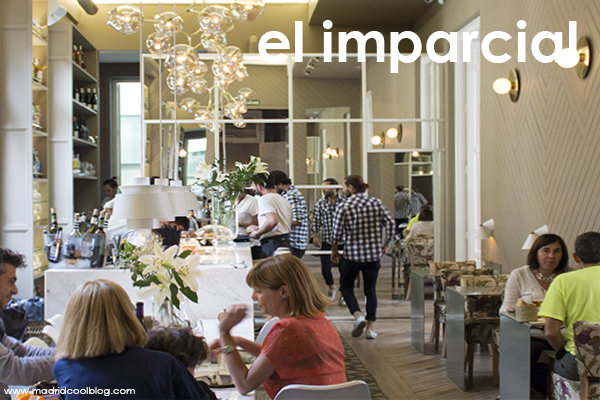 El Imparcial. Restaurante en La Latina.