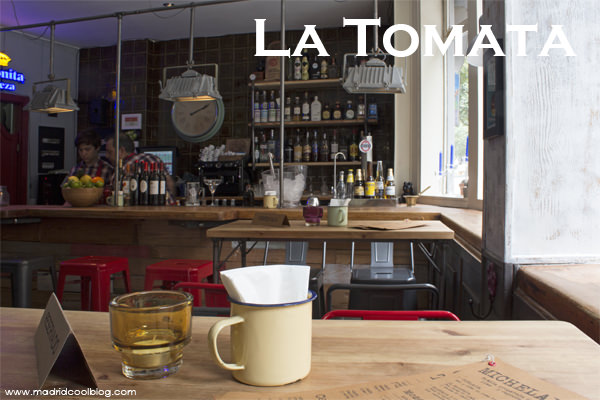 La Tomata. Urban taco & bar en Fuencarral.