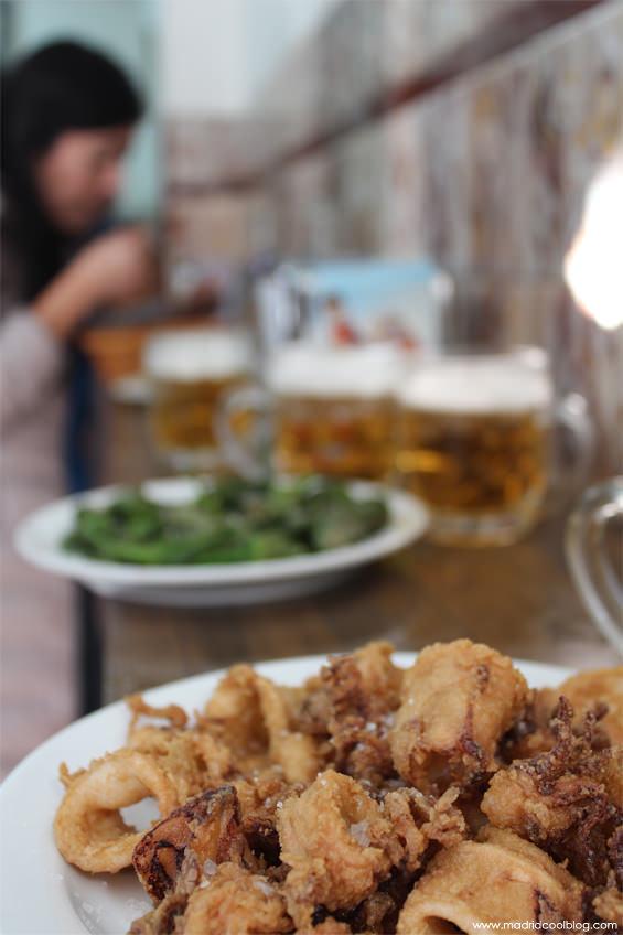 5 platos y dónde comerlos en Madrid (I)