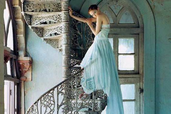 """Exposición """"Vogue: Like a Painting"""" en el Museo Thyssen-Bornemisza de Madrid."""