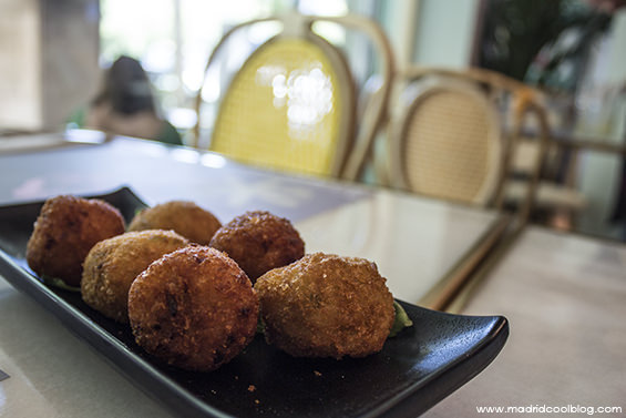 Wanda. Restaurante tropical en Castellana.