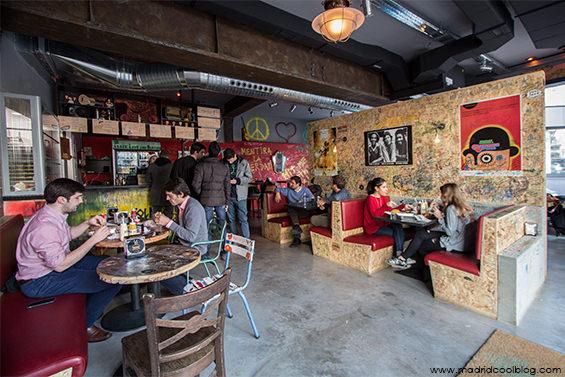Burger Joint. Foto de www.madridcoolblog.com