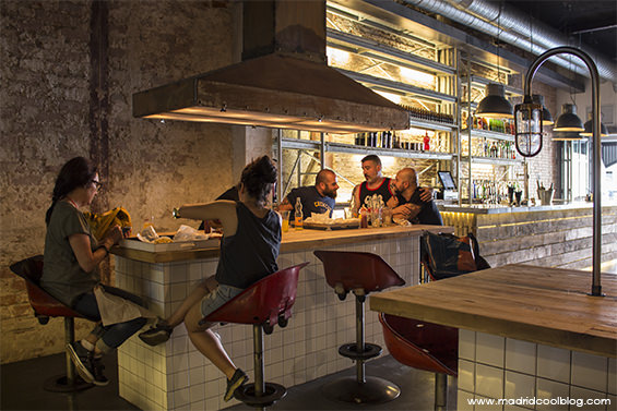 MEAT. Foto de www.madridcoolblog.com
